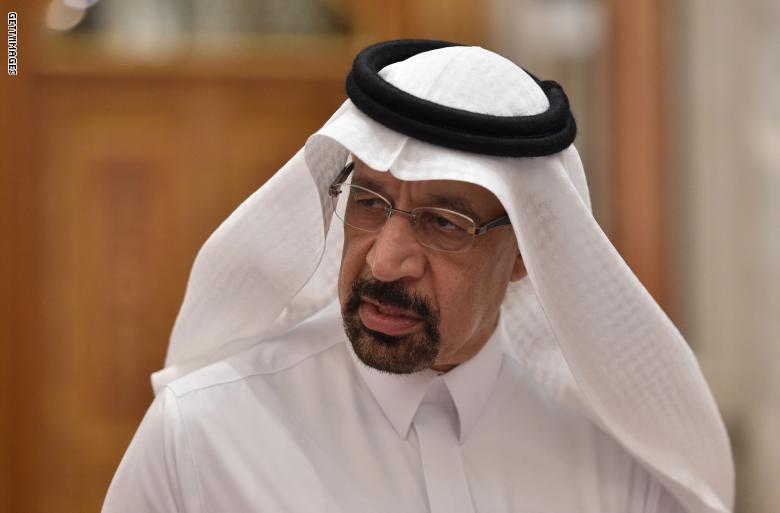 السعودية - وزير الاستثمار السعودي خالد الفالح