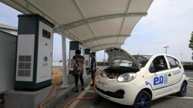 Photo of الصين: شركة سيارات كهربائية تعتزم طرح أسهمها للاكتتاب العام في أميركا