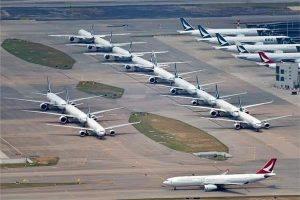 الطائرات - قطاع الطيران