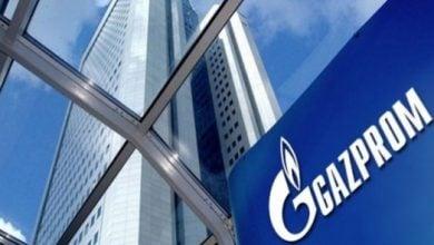 Photo of بيانات: غازبروم خفضت إمدادات الغاز إلى ألمانيا وتركيا في مارس