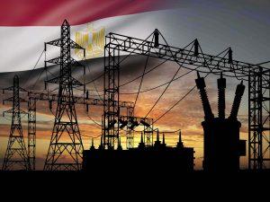 شبكات إمداد للكهرباء في مصر -