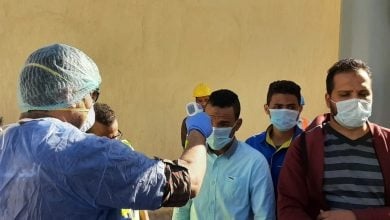 "Photo of فحص العاملين بمشروعات الطاقة الشمسية في مصر بسبب ""كورونا"""