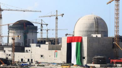 Photo of الإمارات تقترب من تشغيل أوّل محطة نووية عربية لأغراض سلمية
