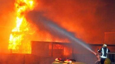 Photo of انفجار خطّ أنابيب يوقف تدفّق الغاز الإيراني إلى تركيا