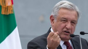الرئيس المكسيكي أندريس مانويل لوبيز