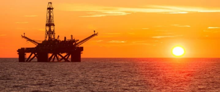 النفط البحري