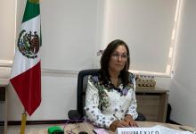 Photo of وزيرة الطاقة المكسيكية: خفض 100 ألف برميل يوميًا لمدّة شهرين فقط