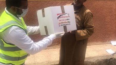Photo of مستثمرو الطاقة الشمسية في مصر يوزّعون مساعدات غذائية على الأهالي