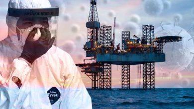 Photo of كورونا يضرب العاملين بقطاع النفط.. إصابات وتسريح ووقف للمشروعات