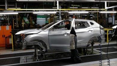 Photo of انخفاض مبيعات السيّارات في الاتّحاد الأوروبّي بـ55.1% في مارس