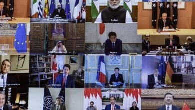 Photo of وزراء طاقة G20 يعقدون مؤتمرًا بالفيديو الجمعة