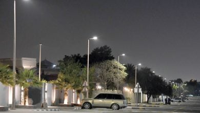 Photo of كهرباء الشارقة تخفض إنارة الشوارع خلال التعقيم ضد كورونا