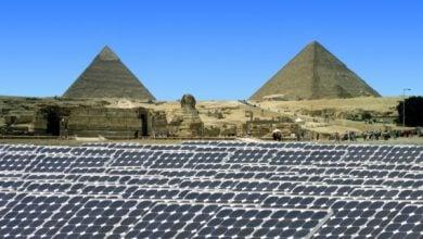 Photo of شمس ورياح مصر ترفع إنتاج الطاقة النظيفة