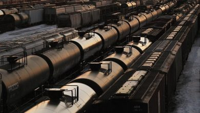 Photo of عربات السكك الحديدية خيار اقتصادي لتخزين النفط