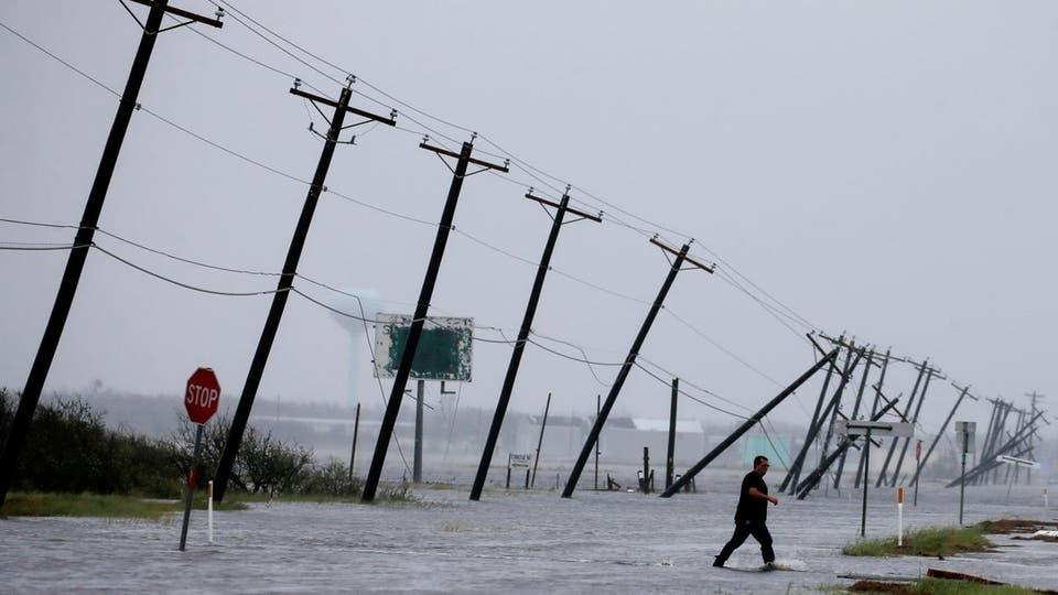 إعصار آيدا - إعصار نيكولاس