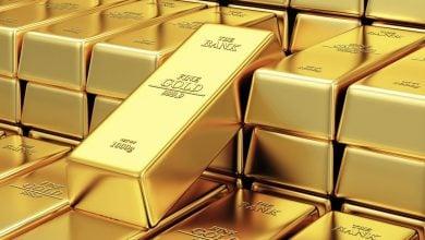 Photo of الذهب يتراجع 16 دولارًا لكنه يتجه لتسجيل خسائر أسبوعية وشهرية