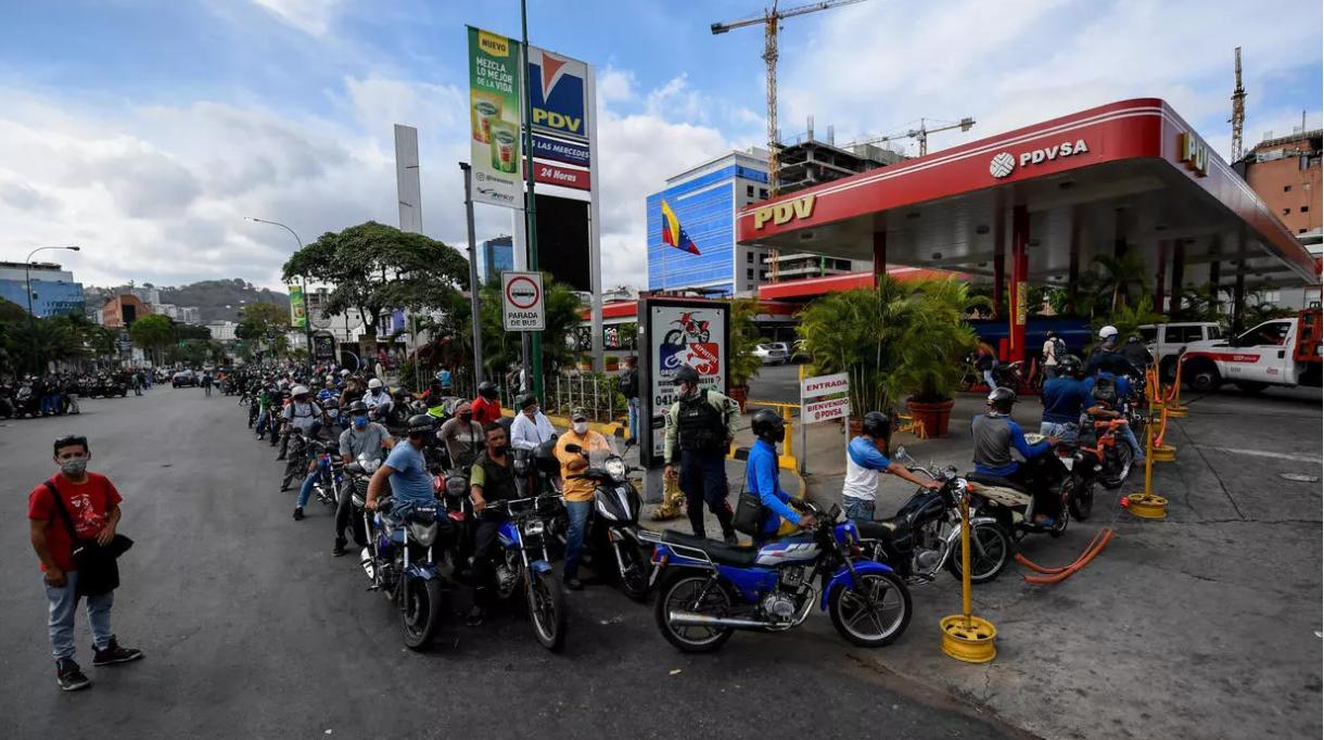 فنزويلا تحاول حل أزمة الوقود
