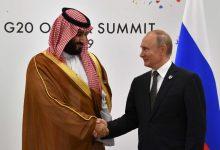 Photo of بوتين وولي العهد السعودي يتّفقان على تعزيز التعاون بشأن تخفيضات إنتاج النفط