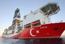 """Photo of سفينة """"فاتح"""" التركيّة تستعدّ للتنقيب في البحر الأسود"""