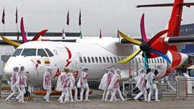 "Photo of شركة الطيران الكولومبية ""أفيانكا"" تشهر إفلاسها بسبب كورونا"
