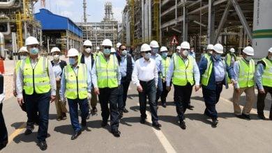 """Photo of وزير البترول المصري يشيد بالشراكة مع القطاع الخاص في """"المصرية للتكرير"""""""