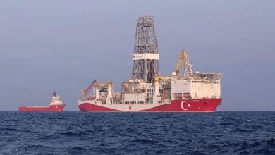 Photo of الاتحاد الأوروبى يدين عمليات الحفر التركية قبالة سواحل قبرص