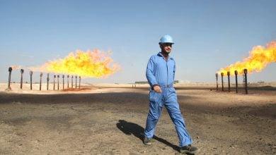 Photo of وزير النفط العراقي يؤكّد لنظيره السعودي التزام بلاده باتّفاق أوبك+