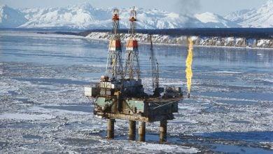 """Photo of """"سينوك"""" تؤجّل تطوير حقل الصقر النفطي في بحر الشمال"""