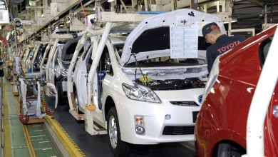 Photo of تويوتا توقف إنتاجها في الصين
