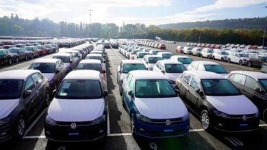 Photo of توقّعات بتراجع مبيعات سيّارات الركّاب في الاتّحاد الأوروبّي 25%