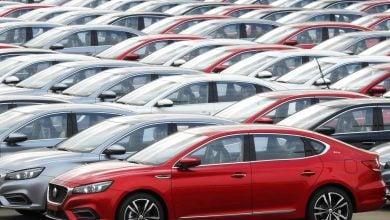Photo of %32 تراجعًا بمبيعات السيارات الجديدة في أوروبا