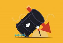 Photo of أسعار النفط تهوي بعنف أكثر من 6%