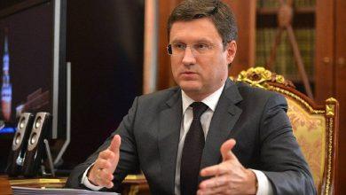 Photo of وزير الطاقة الروسي يتوقّع عجزًا في سوق النفط يصل إلى 5 ملايين برميل