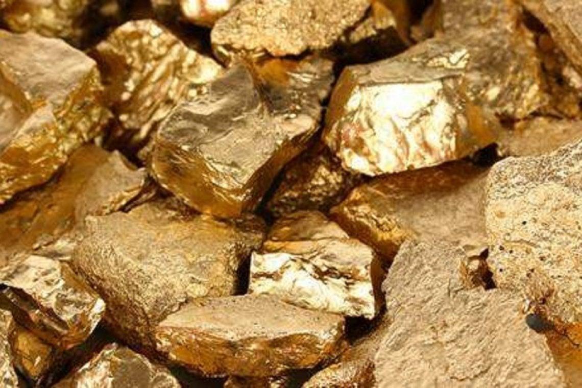 التنقيب عن الذهب - مصر