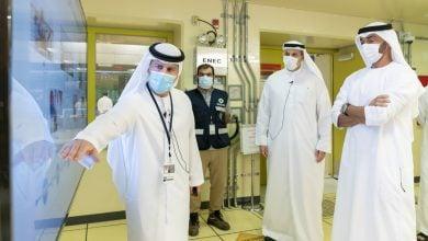 Photo of محمد بن زايد : محطّات براكة النووية تعزّز دور الإمارات بقطاع الطاقة صديقة البيئة