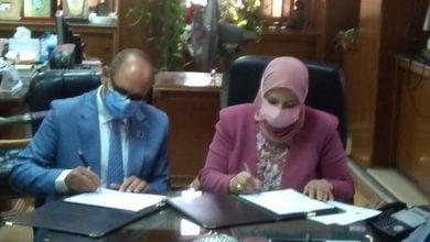 "Photo of ""المصرية لنقل الكهرباء"" توقّع مع ""مدكور"" عقدًا لإنشاء كابلات أرضية"