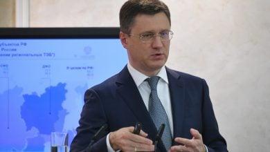 Photo of وزير الطاقة الروسي يتوقع عودة الطلب على النفط لمستوياته الطبيعية 2021