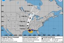 Photo of إيقاف 35% من إنتاج النفط الأميركي في خليج المكسيك بسبب إعصار كرستبل