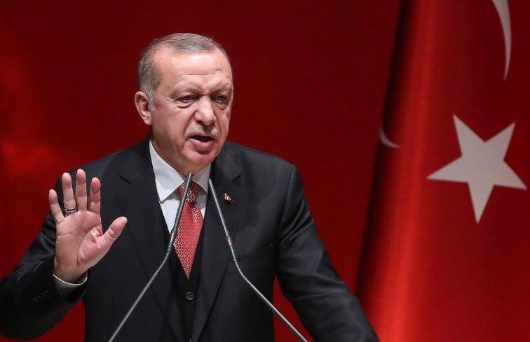 الرئيس التركي رجب طيب أردوغان - أرشيفية