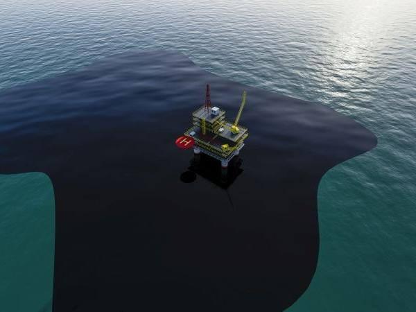 التسرّب النفطي