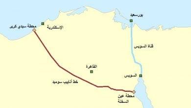 Photo of بعد أزمة قناة السويس.. خط سوميد بديل جاهز لنقل شحنات النفط العالقة