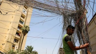 Photo of بينما إيران تتسلم 50% من مستحقات توريد الكهرباء للعراق.. الجنوب العراقي دون كهرباء!