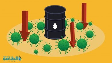 Photo of زيادة إصابات كورونا تهبط بأسعار النفط 1.5%