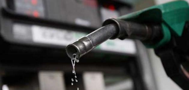 ماكينة لضخ البنزين في كل أنواع المركبات