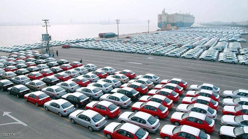 مبيعات السيارات - أزمة الرقائق الإلكترونية