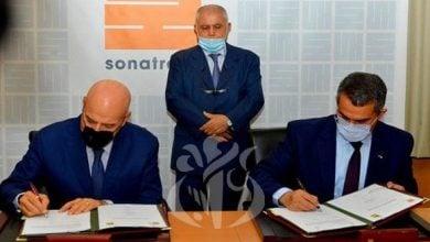 "Photo of ""سوناطراك"" الجزائرية تخفض نفقاتها بنسبة 50%..وتوقّع اتّفاقيات تعاون مع ""إيني"" الإيطاليّة"