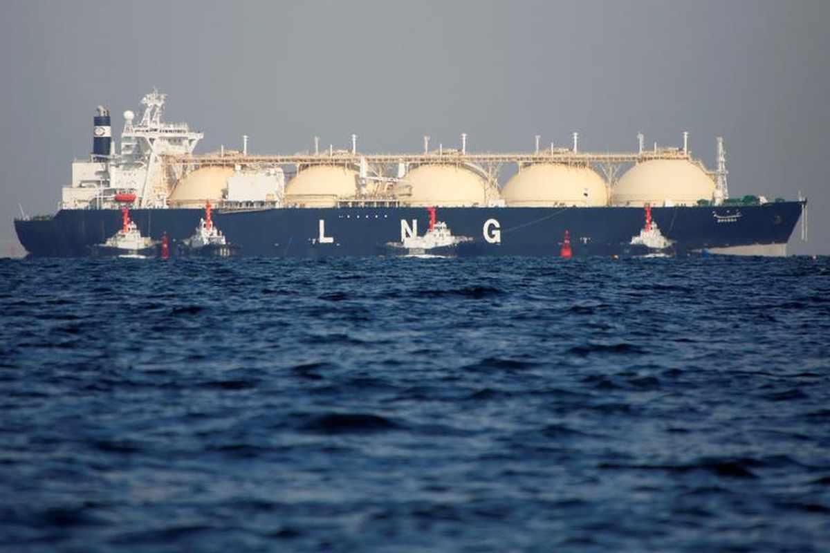 """""""ناقلات"""" القطرية تضيف سفينة السامرية للغاز المسال لأسطولها"""