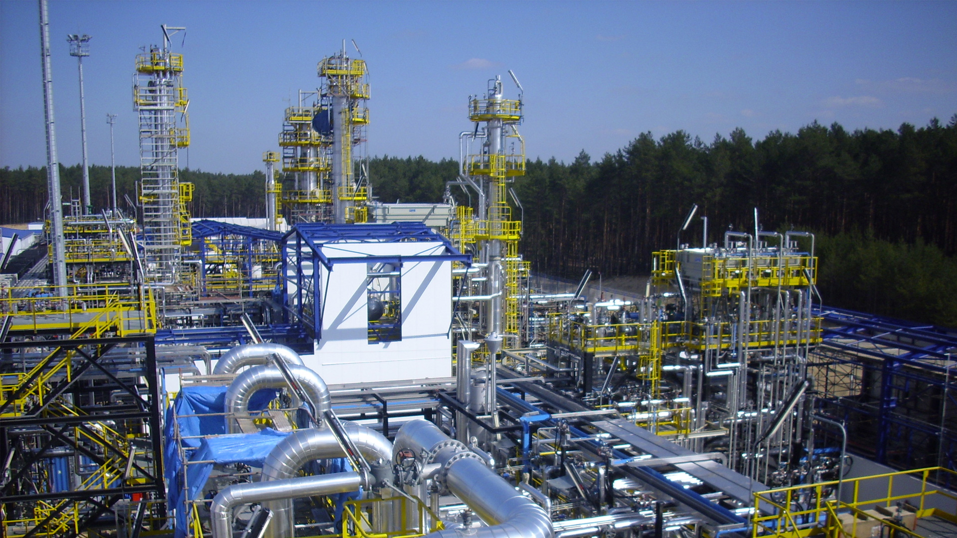 بولندا تسعى لدمج أصول النفط والغاز