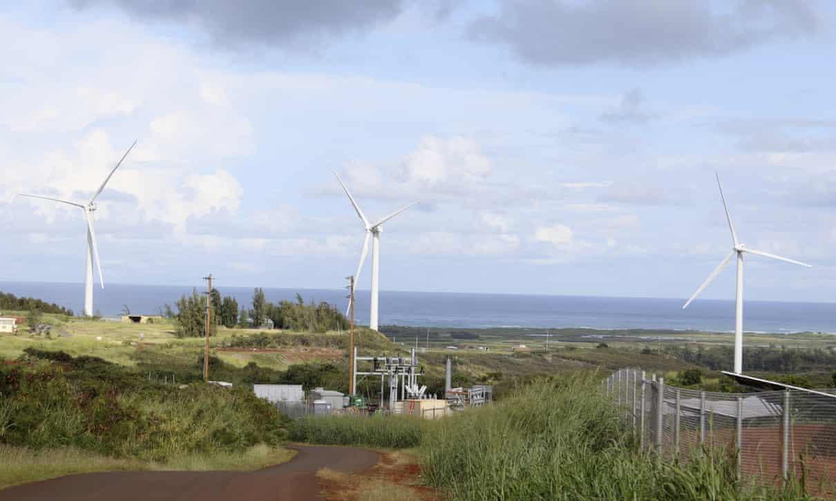 توربينات الرياح لتوليد الكهرباء