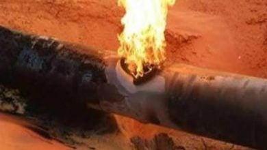 Photo of مصر..انفجار أنبوب غاز طبيعي في منطقة العمرانية بمحافظة الجيزة